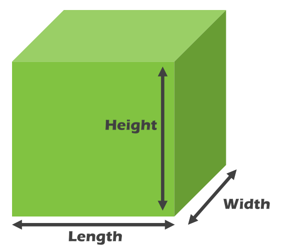 Myparcel dimensions