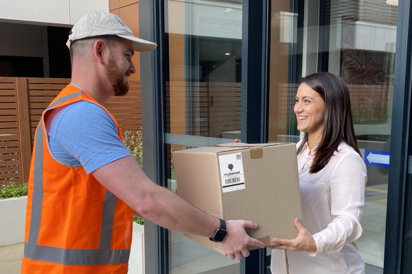 Myparcel Delivery